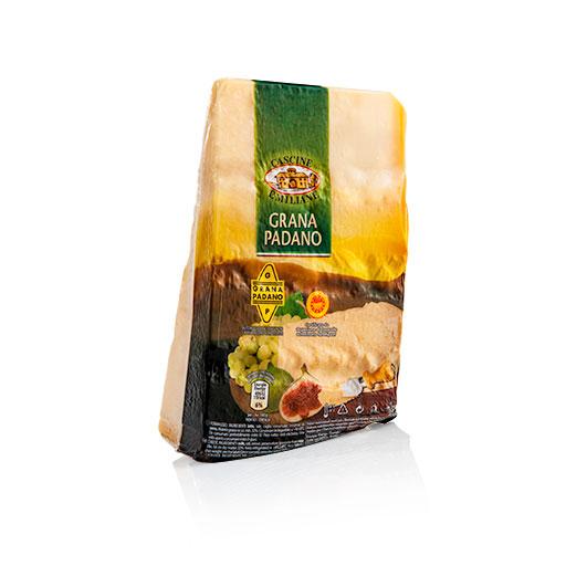 Cascine Emiliane Grana Padano Slice approx. 1 Kg