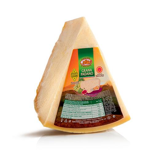 Cascine Emiliane Grana Padano 1/16 Cheese approx. 2 Kg
