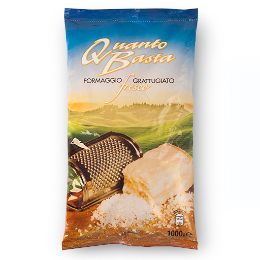 Cascine Emliane Grattugiato fresco mix 1kg